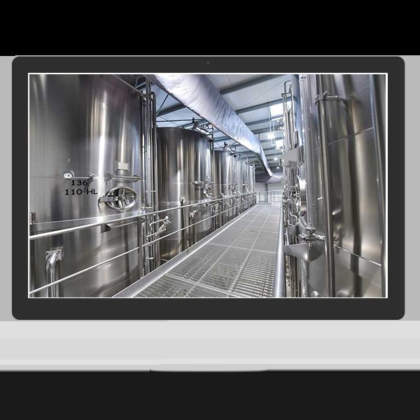 Soluzioni Wine System per la Produzione delle Aziende Vitivinicole