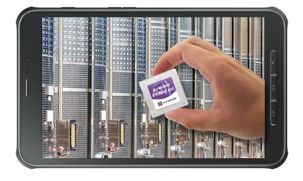 Tag NFC personalizzabile sulle esigenze della singola azienda vitivinicola