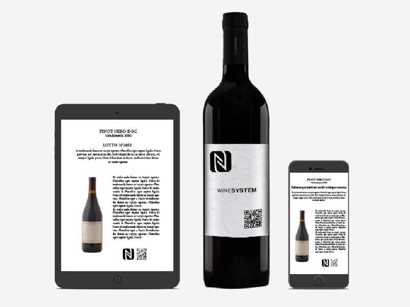 Comunicazione interattiva sul prodotto con NFC e Qr Code